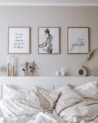 schlafzimmer new poster cozy beige naturtöne