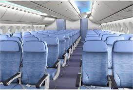 selection siege air transat economy air europa