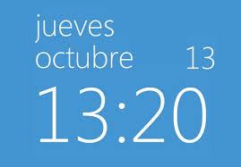 windows 8 clock windows télécharger