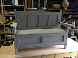 Ana White Headboard Bench by Ana White Shelby Storage Bench Diy Projects