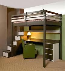 lit mezzanine avec bureau et rangement lit mezzanine avec escalier de rangement marvelous lit mezzanine 2