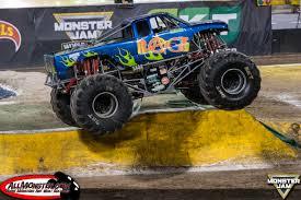 100 Monster Truck Unleashed Jam World Finals XVIII 2017 Team Scream Racing