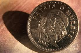 Cuban Coin With Che Guevara Image Photograph By Sami Sarkis