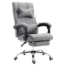 Chairs: Redoubtable Reclining Office Chair With Footrest And Elegant ... Recliner 2018 Best Recling Fice Chair Rustic Home Fniture Desk Is Place To Return Luxury Office Chairs Ergonomic Computer More Buy Canada On Wheels 47 Off Wooden Casters Sizeable Recling Office Chairs Lively Portraits The 5 With Foot Rest In Autonomous 12 Modern Most Comfortable Leg Vintage Wood Outrageous High Back Bonded Leather Orthopedic Of Footrest Amazoncom Gaming Racing Highback