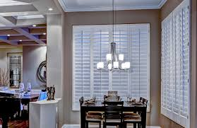 Dining Room Shutters In Charlotte NC