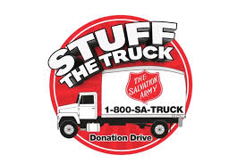 Stuff The Truck - Salvation Army Texas