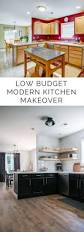 Tiny Kitchen Ideas On A Budget by Best 25 Budget Kitchen Makeovers Ideas On Pinterest Cheap