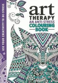 Creative Therapy An Anti Stress Colouring Book