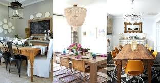 Eclectic Dining Rooms Room Inspiration