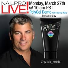 Gelish 18g Led Lamp Canada by Polygel By Gelish Combines Best Of Acrylics And Hard Gel