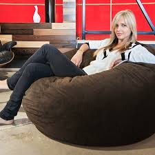Cordaroys Bean Bag Bed by Espresso Chenille Full Cordaroy U0027s Touch Of Modern