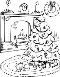 Coloriages Noël Carte À Imprimer Et À Colorier Père Noël