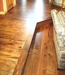 Stained Maple Cabinets Dark Wood Flooring Light With Floors