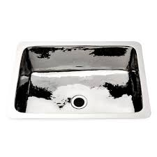 Undermount Bar Sink White by Discover Normandy Drop In Or Undermount Rectangular Hammered