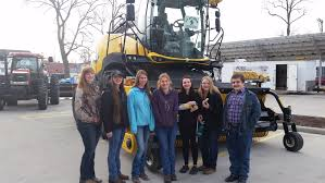 100 Bangor Truck Equipment Western Ag Day School District