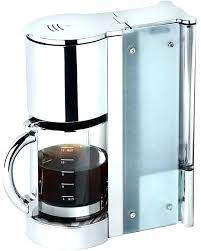 In Line Water Coffee Maker With Plumbed Within Decorations For Create Awesome Kitchenaid Pro Filter 616