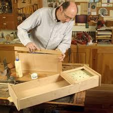 free plan shaker wall clock finewoodworking