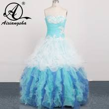 Aixiangsha 2018 Vintage Ball Gown Quinceanera Dresses