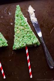 Rice Krispie Christmas Tree Pops by Rice Krispie Treats Christmas Tree Pops Christmas