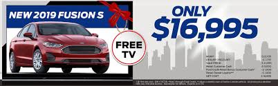 100 Rebates On Ford Trucks New Car Specials In Cleveland TX Anderson Price Specials