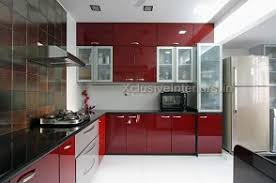 Kitchen Room Design At Mirchandani Palms Xclusive Interiors Is A Top Architects In Pune