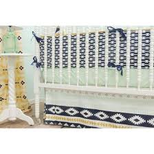 Mint Green Crib Bedding by Aztec Crib Bedding Aztec Baby Bedding Collection U2013 Jack And Jill