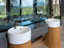 avantgardistisches badezimmer naturnah gestaltet hansgrohe de