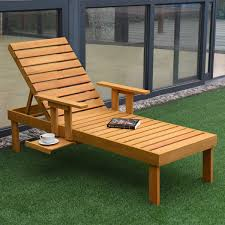US $129.99 |Giantex Patio Chaise Sun Lounger Outdoor Furniture Garden Side  Tray Deck Chair Modern Wood Beach Lounge Chair HW56771 On AliExpress Safavieh Inglewood Brown 1piece All Weather Teak Outdoor Chaise Lounge Chair With Yellow Cushion Keter Pacific 1pack Allweather Adjustable Patio Fort Wayne Finds Details About Wooden Outindoor Lawn Foldable Portable Fniture Pat7015a Loungers By Best Choice Products 79x30inch Acacia Wood Recliner For Poolside Wslideout Side Table Foampadded Cambridge Nova White Frame Sling In Navy Blue Diy Chairs Ana Brentwood Mid20th Century British Colonial Fong Brothers Co 6733 Wave Koro Lakeport Cushions Onlyset Of 2beige