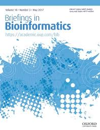 Oxford University Press Uk Exam Copy by Briefings In Bioinformatics Martin Bishop Oxford University Press