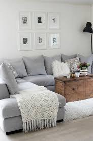 canapé gris et blanc pas cher 41 images de canapé d angle gris qui vous inspire
