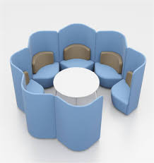 100 Reception Room Chairs Brown Furniture Modern For Office Sky Blue Leather Boss