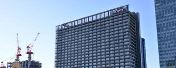 siege sony sony sells office for 1 2 billion the daily press