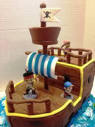Jake Neverland Pirate Birthday Cakes
