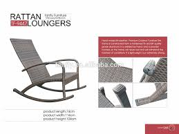 Tf-9447 Poolside Wicker Rocking Chair/aluminum Rattan Chaise Longue In  Outdoor Furniture - Buy Poolside Wicker Rocking Chair,/aluminum Rattan  Chaise ...