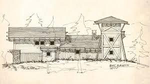 100 Modern Mountain Cabin Architects Hendricks Architecture