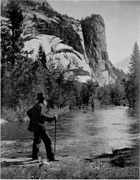 John Muir Washington Column Yosemite