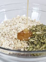 Are Pepitas Pumpkin Seeds Good For You by Pumpkin Seed Coconut Apricot Granola Adventure Gather Eat