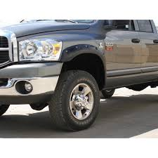 100 Wheel Flares For Trucks Stampede Truck Chapz Ruff Riderz Fender 4 Pc Black