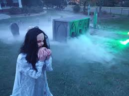 Halloween Graveyard Fence Prop by Halloween Props Scare Labs