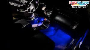 100 Interior Truck Lighting LEDGlows 4 Piece LED Kit Installation Video