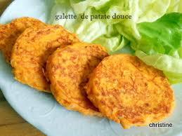 comment se cuisine la patate douce galettes de patate douce le culinaire pause nature