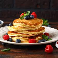 vegane pancakes einfach fluffig