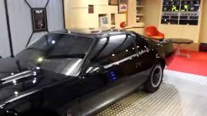 Knight Rider KITT Replica (systems Activated) - YouTube