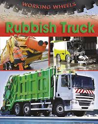 Rubbish Truck (Working Wheels): Amazon.co.uk: Annabel Savery ...