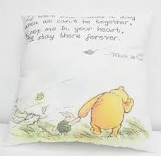 Winnie The Pooh Nursery Decor Uk by Vintage Pooh Bear Nursery 3d Wall Decor Winnie The Pooh Blanket