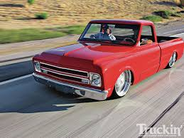 100 1968 Chevy Truck Parts C10 Simple Style Classic S In Magazine