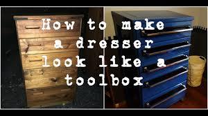 toolbox dresser build youtube