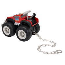 Amazon.com: Max Tow Truck, Red(Discontinued By Manufacturer): Toys ...