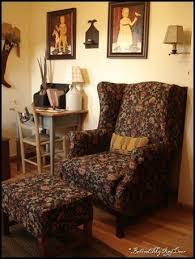 Images About Reproduction Colonial Upholstered Furniture On