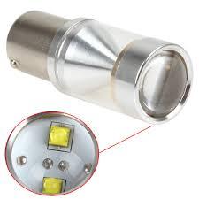 2pcs pair 750lm 360 degree 30w led car brake light bulb auto car